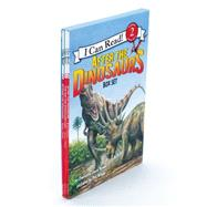After the Dinosaurs Box Set: After the Dinosaurs / Beyond the Dinosaurs / The Day the Dinosaurs Died by Brown, Charlotte Lewis; Wilson, Phil, 9780062313300