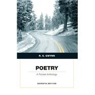 Poetry A Pocket Anthology by Gwynn, R. S., 9780134053301