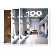 100 Contemporary Houses by Jodidio, Philip, 9783836523301
