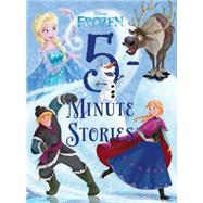 Frozen 5-Minute Frozen Stories by Disney Book Group; Disney Storybook Art Team, 9781484723302