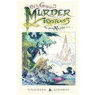 Murder Mysteries by Gaiman, Neil; Russell, P. Craig (ADP), 9781616553302