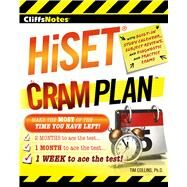 Cliffsnotes Hiset Cram Plan by Collins, Tim, Ph.D., 9780544373303