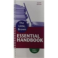 Little, Brown Essential Handbook, The,  with MyWritingLab -- Access Card Package by Aaron, Jane E., 9780321993304