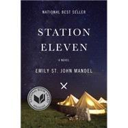 Station Eleven by MANDEL, EMILY ST. JOHN, 9780385353304