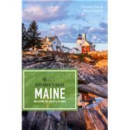 Explorer's Guide Maine by Tree, Christina; English, Nancy, 9781581573305