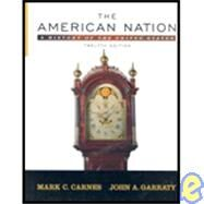 American Nation : School Binding by Carnes, Garraty, 9780131943308