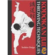 Kodokan Judo Throwing Techniques by Toshiro Daigo, 9784770023308