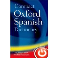 Compact Oxford Spanish Dictionary by Oxford Dictionaries, 9780199663309