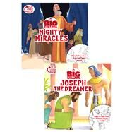 Mighty Miracles/Joseph the Dreamer Flip-Over Book by Unknown, 9781433643309