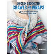 Modern Crocheted Shawls & Wraps by Strutt, Laura, 9781782493310