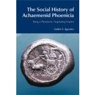 The Social History of Achaemenid Phoenicia: Being a Phoenician, Negotiating Empires by Jigoulov,Vadim S., 9781845533311