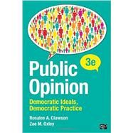Public Opinion by Clawson, Rosalee A.; Oxley, Zoe M., 9781506323312