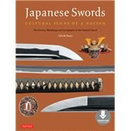 Japanese Swords: Cultural Icons of a Nation: The History and Iconography of the Samurai Sword by Roach, Colin M., 9784805313312