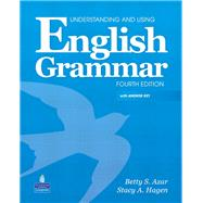 Understanding and Using English Grammar with Audio CDs and Answer Key by Azar, Betty Schrampfer; Hagen, Stacy A., 9780132333313