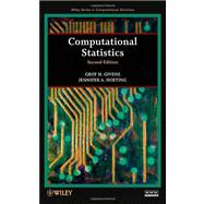 Computational Statistics by Givens, Geof H.; Hoeting, Jennifer A., 9780470533314