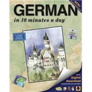 GERMAN in 10 minutes a day® by Kershul, Kristine K., 9781931873314