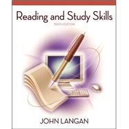 Reading and Study Skills by Langan, John, 9780073533315