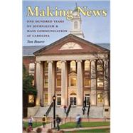 Making News by Bowers, Tom, 9780807833315