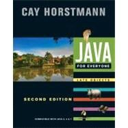 Java For Everyone: Compatible with Java 5, 6, and 7, 2nd Edition by Horstmann, Cay S., 9781118063316