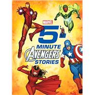 5-Minute Avengers Stories by Marvel Press Book Group, 9781484743317