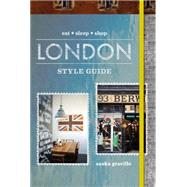 London Style Guide by Graville, Saska, 9781743363317