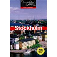 Time Out Stockholm by Unknown, 9781846703317