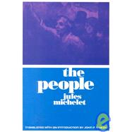 The People by Michelet, Jules, 9780252003318