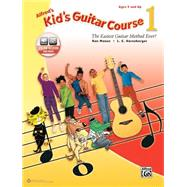 Alfred's Kid's Guitar Course 1 by Manus, Ron; Harnsberger, L. C., 9781470633318