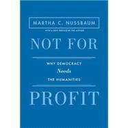 Not for Profit by Nussbaum, Martha C., 9780691173320