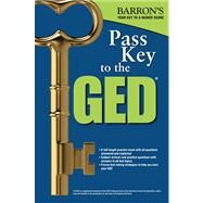 Barron's Pass Key to the GED Test by Sharpe, Christopher M.; Reddy, Joseph S., 9781438003320