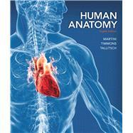 Human Anatomy by Martini, Frederic H.; Tallitsch, Robert B., 9780321883322