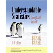 Understandable Statistics Concepts and Methods, Enhanced by Brase, Charles Henry; Brase, Corrinne Pellillo, 9781305873322