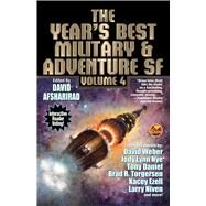 The Year's Best Military and Adventure Sf by Afsharirad, David, 9781481483322