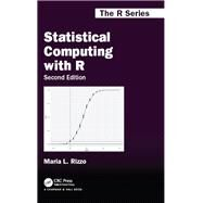 Statistical Computing with R, Second Edtion by Rizzo; Maria L., 9781466553323