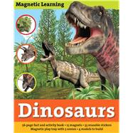Magnetic Learning: Dinosaurs by Chevat, Richie, 9781626863323