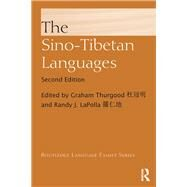 The Sino-Tibetan Languages by LaPolla; Randy J., 9781138783324