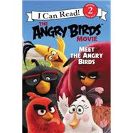 Meet the Angry Birds by Cerasi, Chris (ADP), 9780062453327