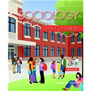Sociology A Down-To-Earth Approach Core Concepts Plus NEW MySocLab with Pearson eText -- Access Card Package by Henslin, James M., 9780133803327