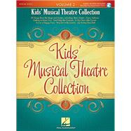 Kids' Musical Theatre Collection by Hal Leonard Publishing Corporation, 9781423483328