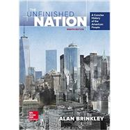 The Unfinished Nation: A Concise History of the American People by Brinkley, Alan, 9780073513331