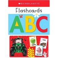 Flashcards: ABC (Scholastic Early Learners) by Scholastic, 9780545903332