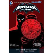 Batman and Robin Vol. 5: The Big Burn (The New 52) by TOMASI, PETER J.GLEASON, PATRICK, 9781401253332