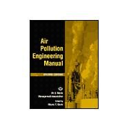 Air Pollution Engineering Manual by Unknown, 9780471333333