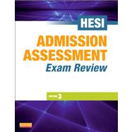 Admission Assessment Exam Review by HESI, 9781455703333