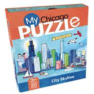 My Chicago Puzzle City Skyline by Unknown, 9781938093333