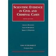 Scientific Evidence in Civil and Criminal Cases 2009 by Moenssens, Andre A., 9781599413334