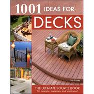 1001 Ideas for Decks by Provey, Joe, 9781580113335