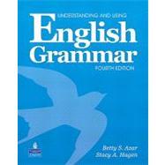 Understanding And Using English Grammar W/ Audio by AZAR, 9780132333337