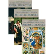 The Longman Anthology of British Literature, Volumes 1A, 1B, and 1C by Damrosch, David; Dettmar, Kevin J. H.; Baswell, Christopher; Carroll, Clare; Hadfield, Andrew David; Henderson, Heather; Manning, Peter J.; Schotter, Anne Howland; Sharpe, William Chapman; Sherman, Stuart; Wolfson, Susan J., 9780205693337