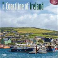 Coastline of Ireland 2016 Calendar by Browntrout Publishers, 9781465043337